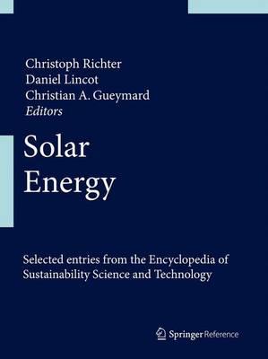 Solar Energy - Solar Energy (Hardback)