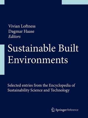 Sustainable Built Environments - Sustainable Built Environments