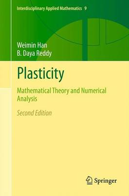 Plasticity: Mathematical Theory and Numerical Analysis - Interdisciplinary Applied Mathematics 9 (Hardback)