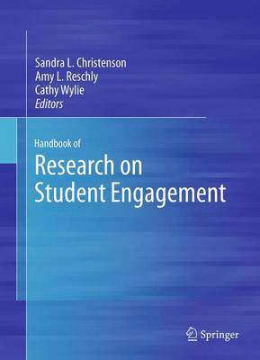 Handbook of Research on Student Engagement (Paperback)