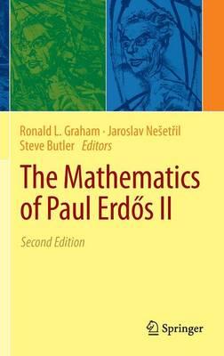 The Mathematics of Paul Erdos II (Hardback)