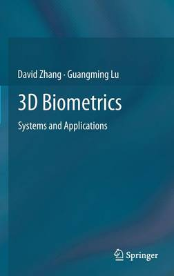 3D Biometrics: Systems and Applications (Hardback)