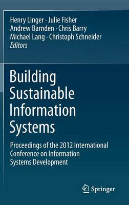 Building Sustainable Information Systems (Hardback)