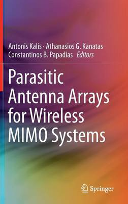Parasitic Antenna Arrays for Wireless MIMO Systems (Hardback)