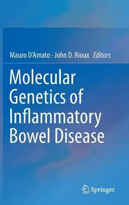 Molecular Genetics of Inflammatory Bowel Disease (Hardback)