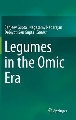 Legumes in the Omic Era (Hardback)