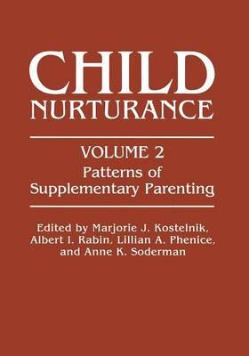 Patterns of Supplementary Parenting - Child Nurturance (Paperback)