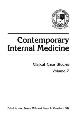 Contemporary Internal Medicine: Clinical Case Studies - Contemporary Internal Medicine 2 (Paperback)