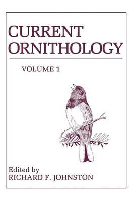 Current Ornithology - Current Ornithology 351 (Paperback)