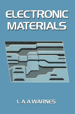 Electronic Materials (Paperback)