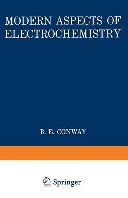 Modern Aspects of Electrochemistry: No. 13 (Paperback)
