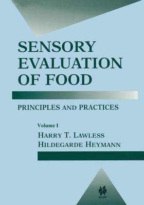Sensory Evaluation of Food: Principles and Practices (Paperback)