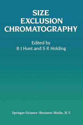 Size Exclusion Chromatography (Paperback)