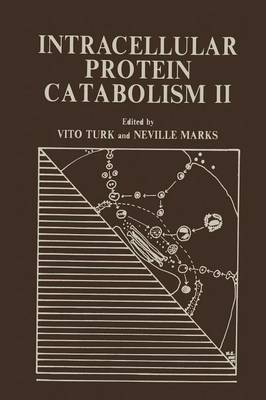 Intracellular Protein Catabolism II (Paperback)