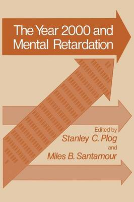 Year 2000 and Mental Retardation - Current Topics in Mental Health (Paperback)