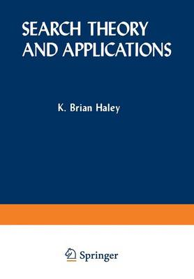 Search Theory and Applications - II Systems Science 8 (Paperback)