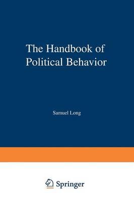 The Handbook of Political Behavior: Volume 2 (Paperback)