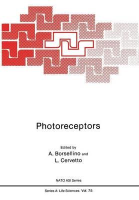 Photoreceptors - NATO Science Series A 75 (Paperback)