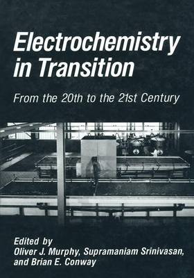 Electrochemistry in Transition: From the 20th to the 21st Century (Paperback)