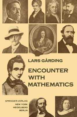 Encounter with Mathematics (Paperback)