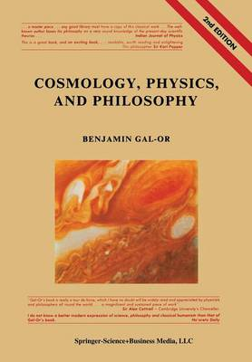 Cosmology, Physics, and Philosophy: Including a New Theory of Aesthetics (Paperback)