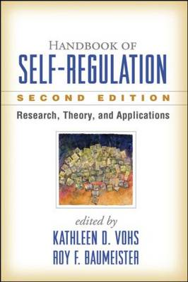 Handbook of Self-Regulation: Research, Theory, and Applications (Paperback)