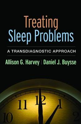 Treating Sleep Problems: A Transdiagnostic Approach (Paperback)