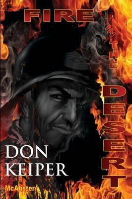McAlister - Fire in the Desert (Paperback)