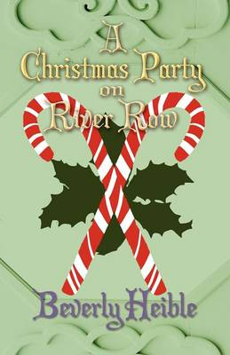 A Christmas Party on River Row (Paperback)
