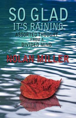 So Glad It's Raining: Assorted Thought from a Divided Mind (Paperback)