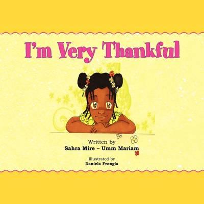 I'm Very Thankful (Paperback)