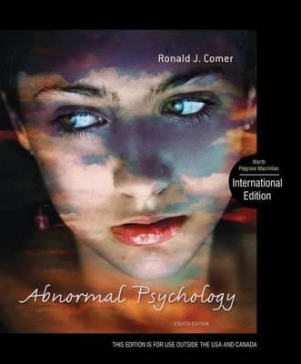 Abnormal Psychology (Paperback)