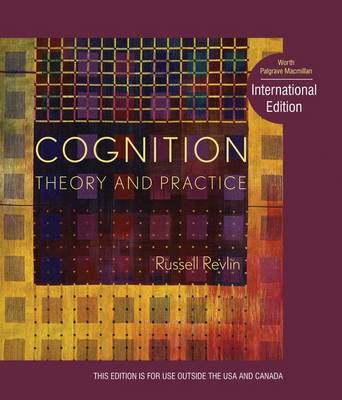 Cognition Theory and Practice (Paperback)