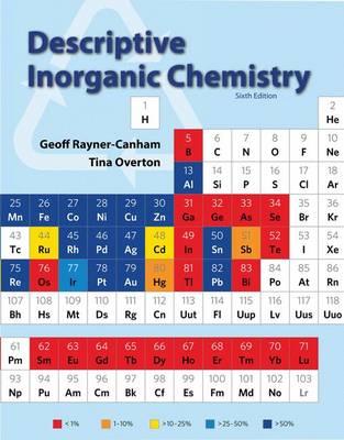 Descriptive Inorganic Chemistry (Hardback)