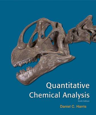 Quantitative Chemical Analysis (Hardback)