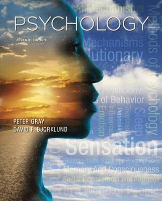 Psychology: 7th Edition (Hardback)
