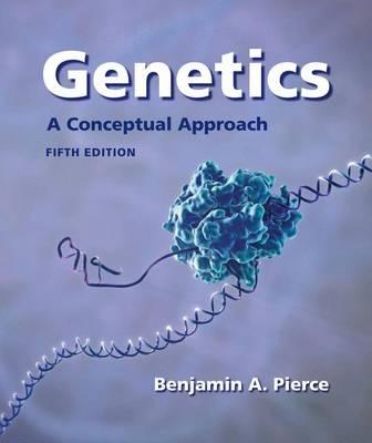 Genetics: A Conceptual Approach (Paperback)