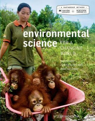 Scientific American Environmental Science for a Changing World (Paperback)