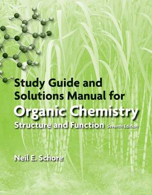 Study Guide and Solutions Manual for Organic Chemistry (Paperback)