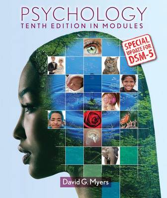 Psychology in Modules with Updates on DSM-5 (Hardback)