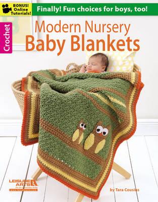 Modern Nursery Baby Blankets (Paperback)