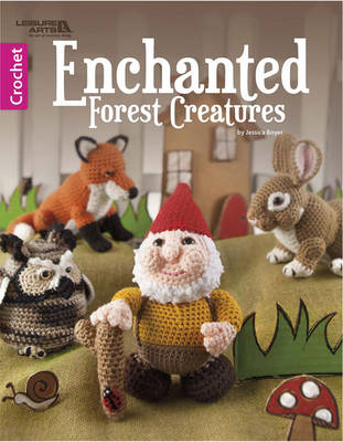 Enchanted Forest Creatures (Paperback)