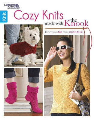 Cozy Knits Made with the Knook (Paperback)