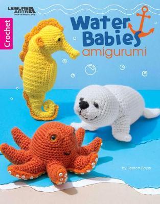 Water Babies Amigurumi (Paperback)