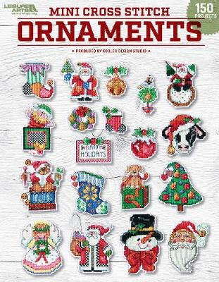 Mini Cross Stitch Ornaments (Paperback)