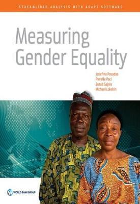 Measuring gender equality - Streamlined analysis with ADePT software (Paperback)