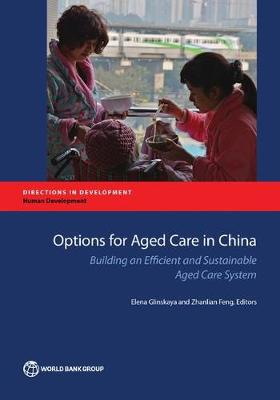 Building An Efficient and Sustainable Aged Care System In China - Directions in Development - Human Development (Paperback)