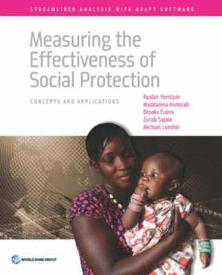Measuring the effectiveness of social protection: concepts and applications - Streamlined analysis with ADePT software (Paperback)