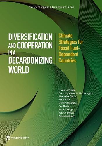 Crossroads: Climate Strategies of Fossil Fuel-Dependent Countries - Climate Change and Development (Paperback)