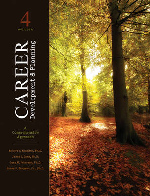 Career Development and Planning: A Comprehensive Approach (Paperback)